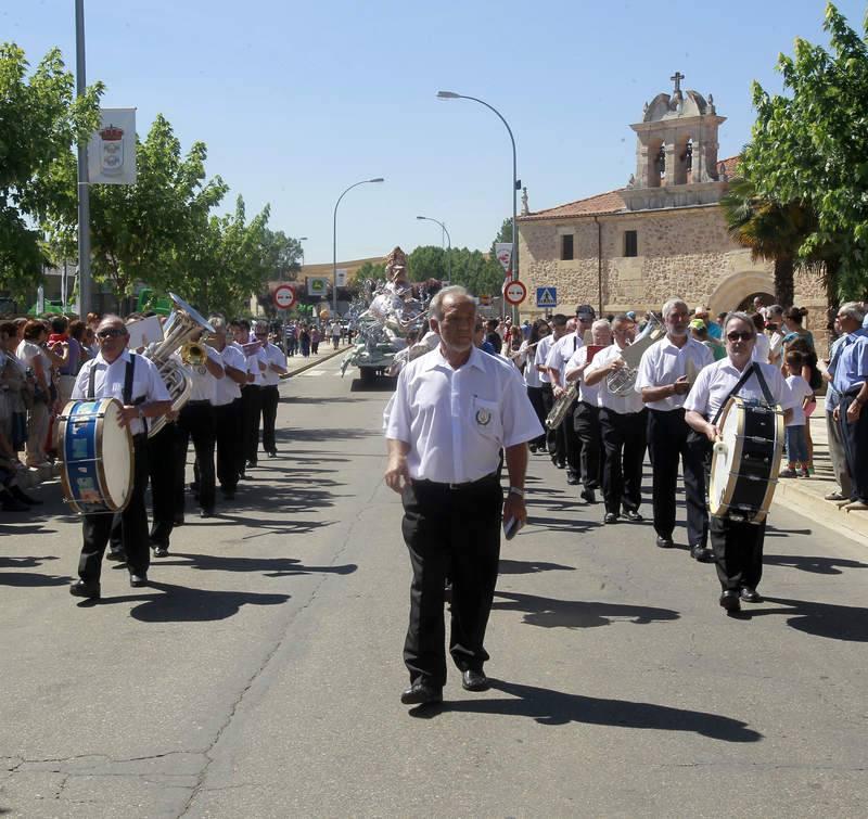 Fiesta del exaltación del Cangrejo de Río en Herrera de Pisuerga 2