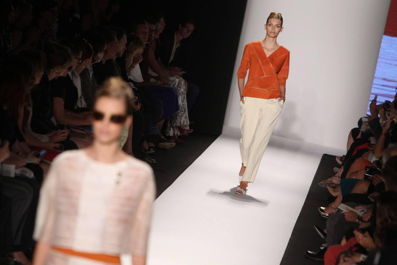 Semana de la moda de Nueva York - Primavera 2014
