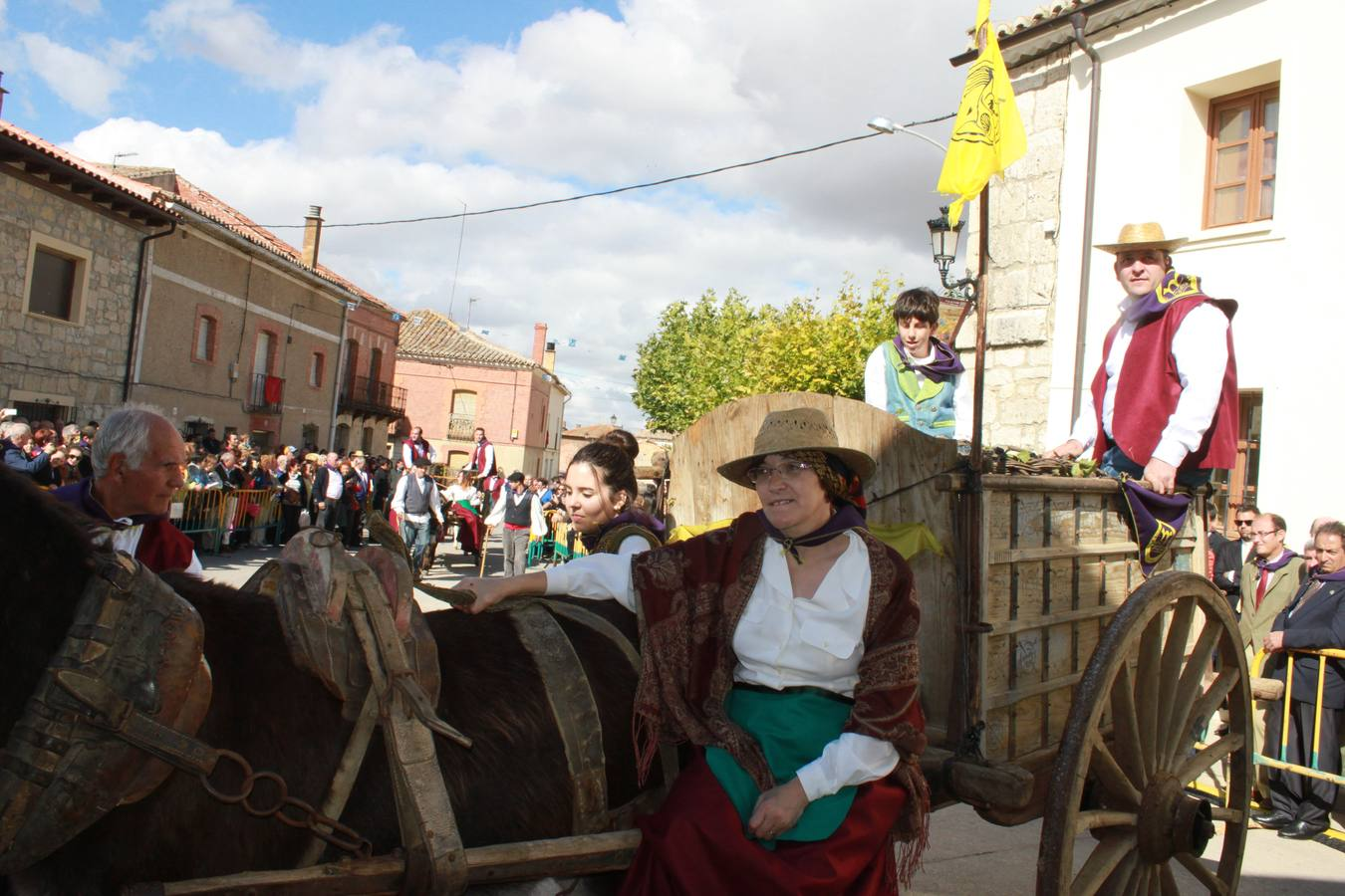 Fiesta de la Vendimia en Herrera de Valdecañas