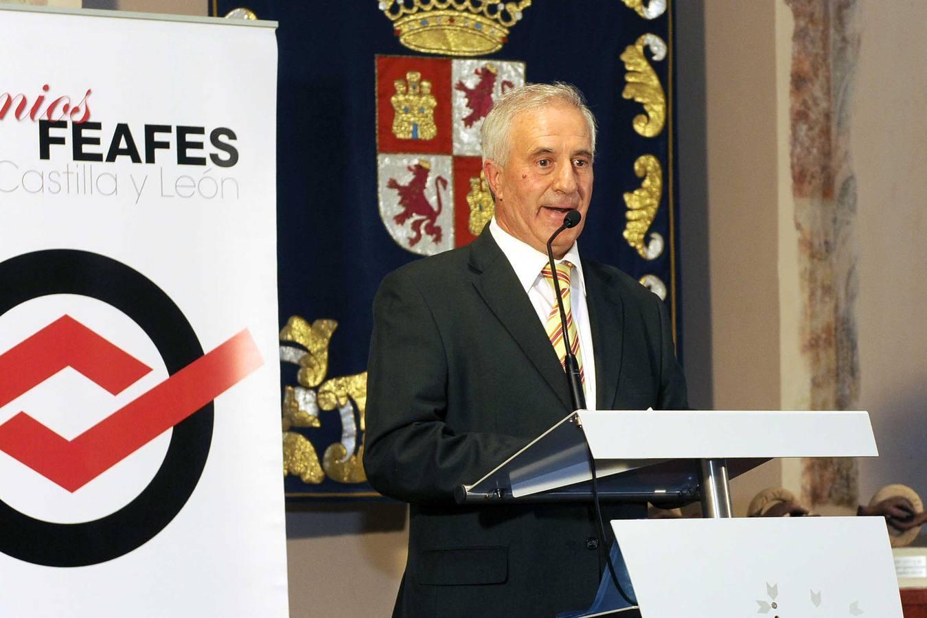 Feafes premia la labor del Canal Solidarios de El Norte de Castilla