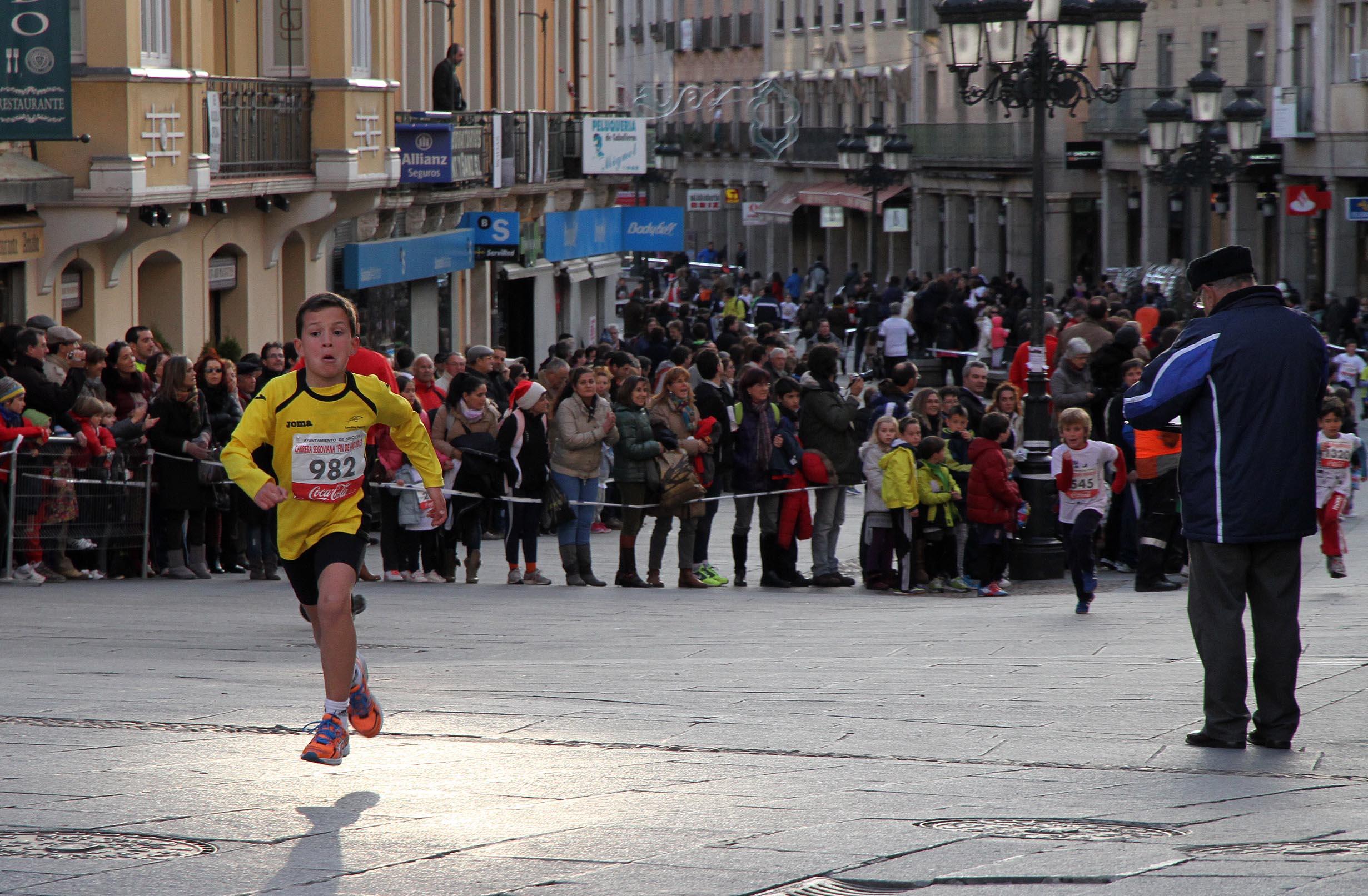 Carrera de Fin de Año en Segovia (1/4)