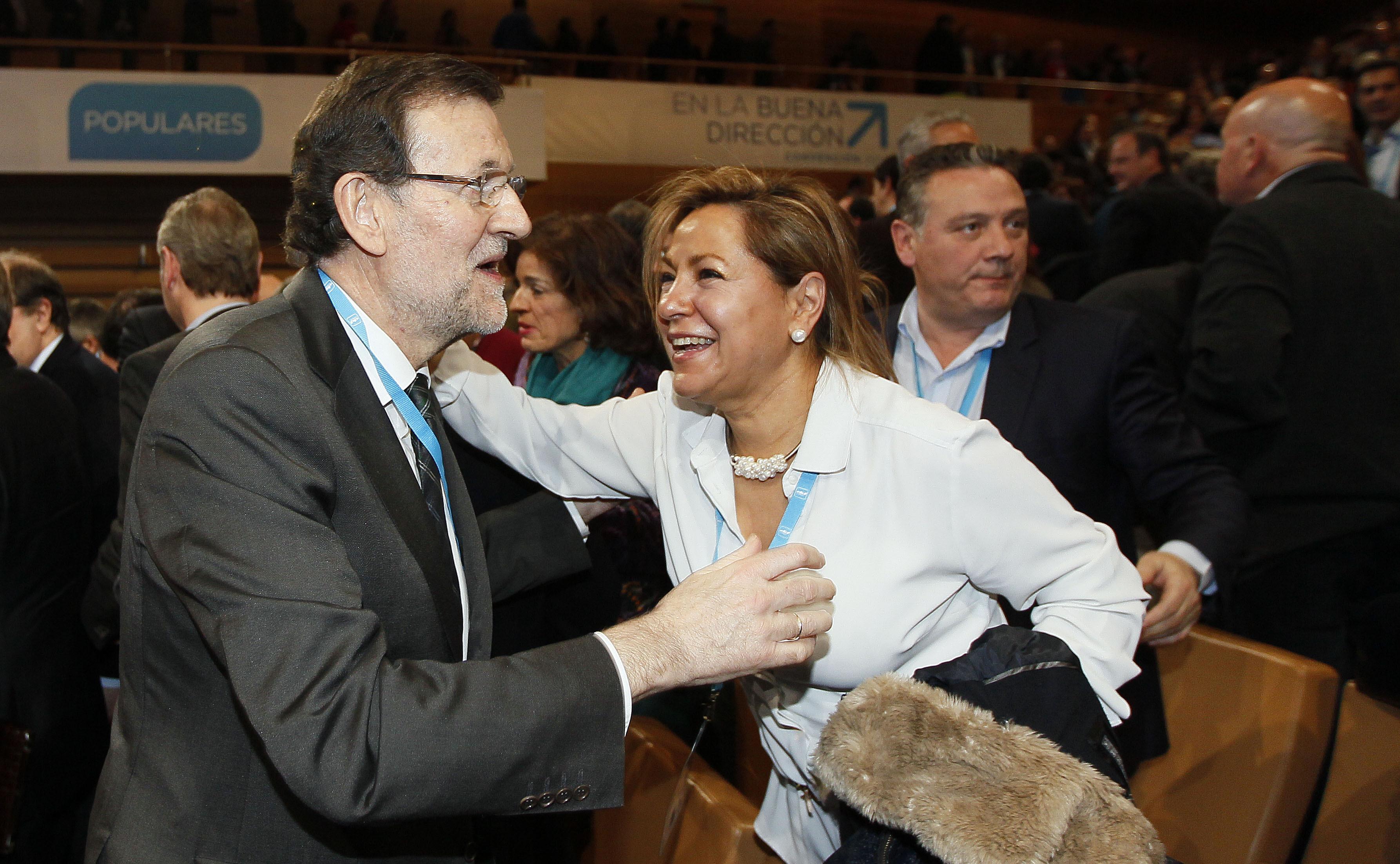 Apertura de la Convención Nacional del Partido Popular en Valladolid (2/2)