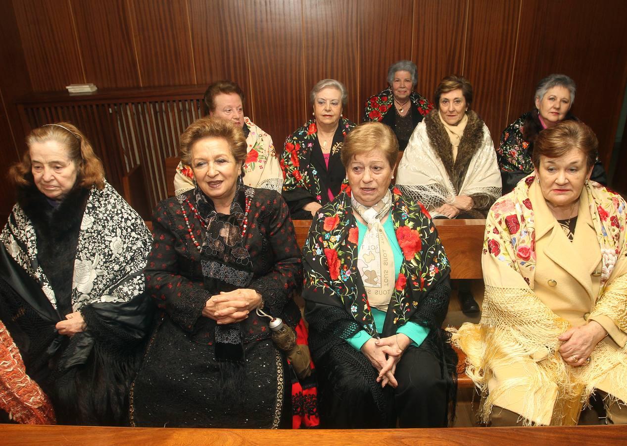 Celebración del día de las Aguedas en Segovia