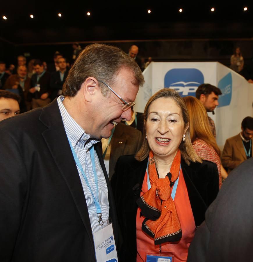 Jornada del sábado en la convención nacional del PP en Valladolid (4/5)