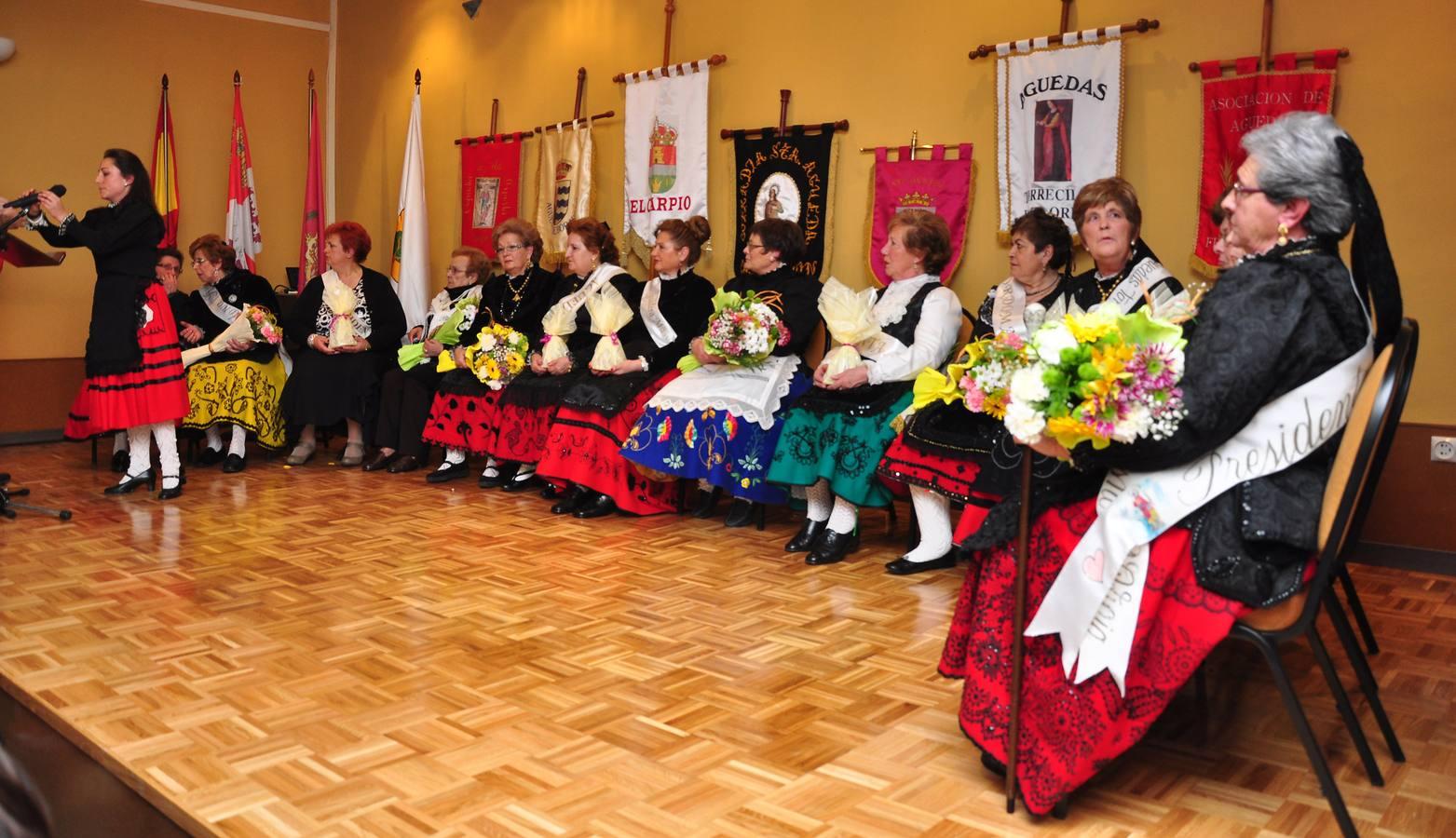 Reunión de Águedas en Fresno el Viejo. Valladolid