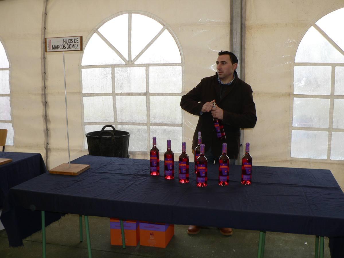 Fiesta del primer vino de Mucientes