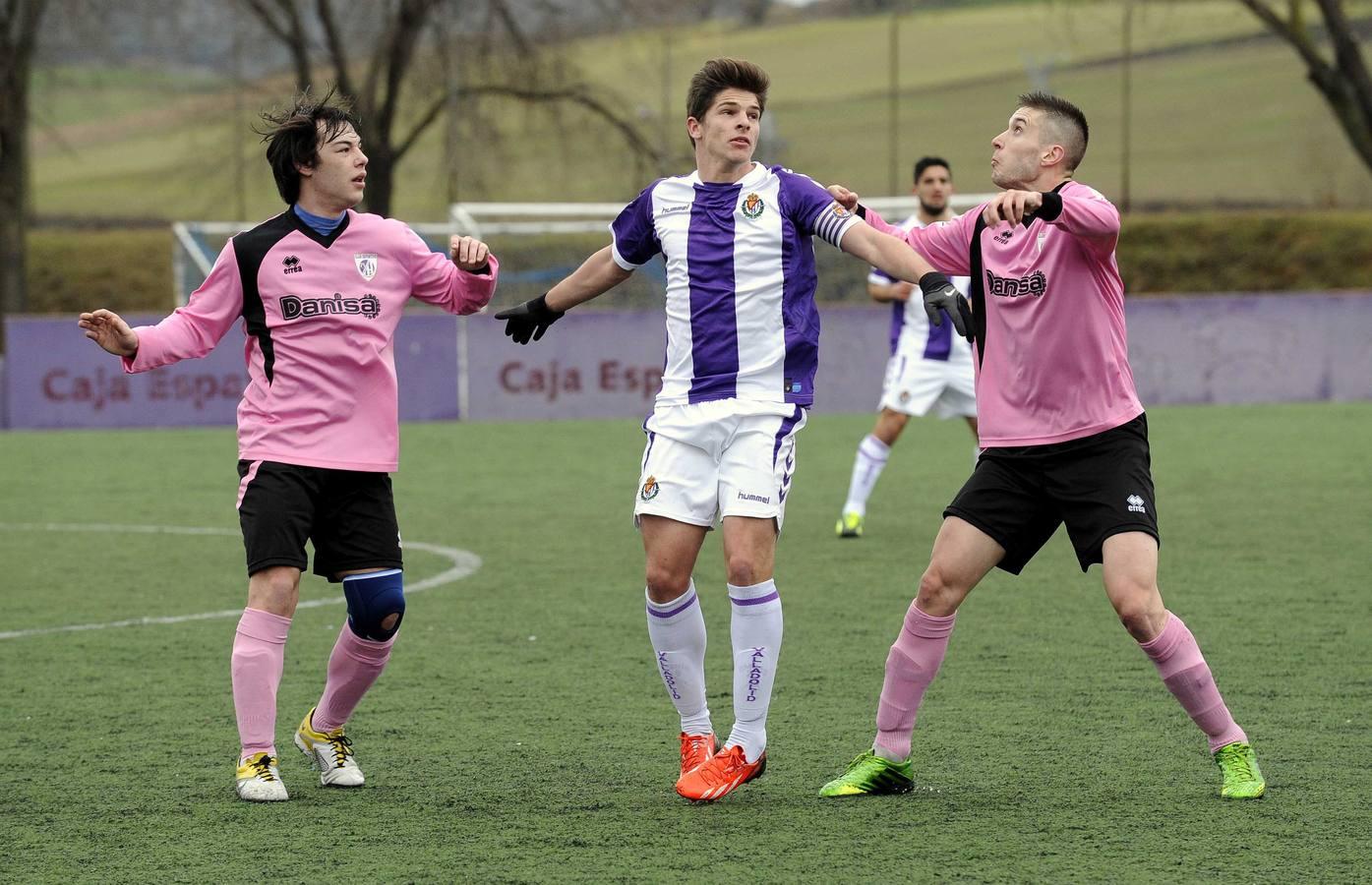 Real Valladolid B 3 - 1 Cristo Atlético
