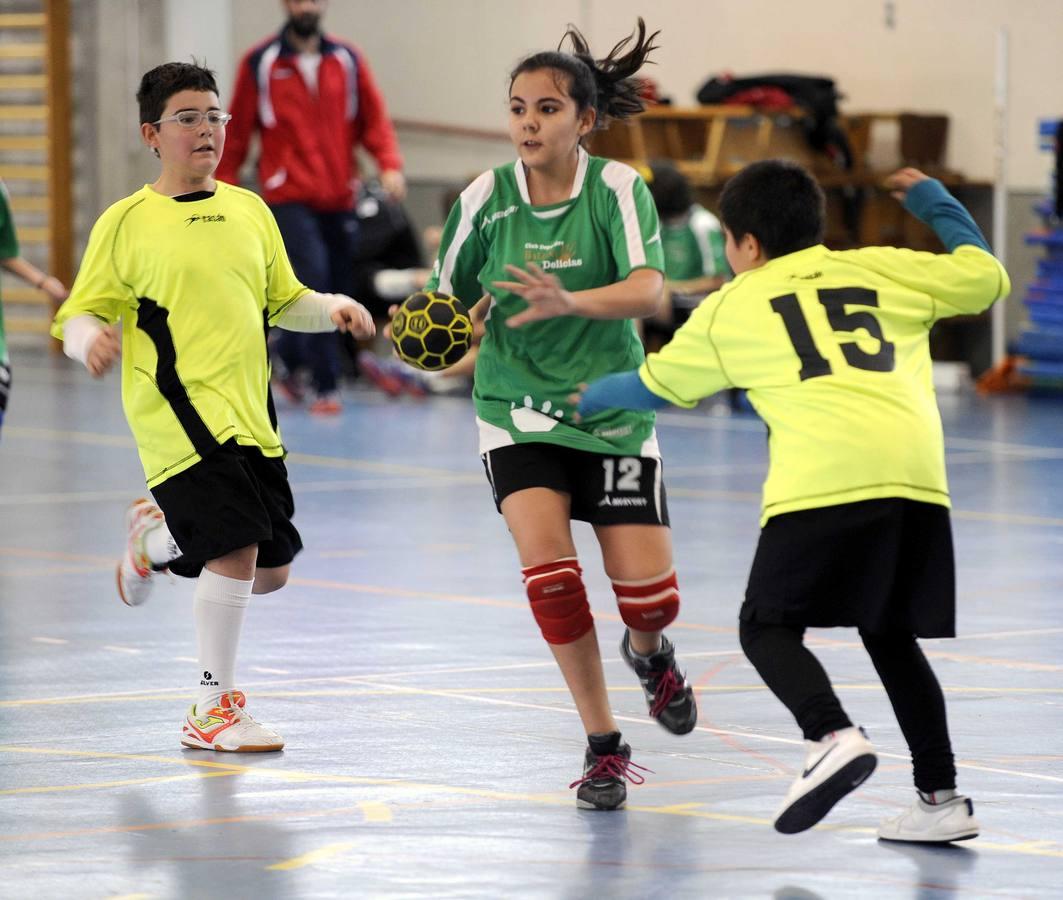 Deporte Base 15 y 16 de febrero. Valladolid (4/5)
