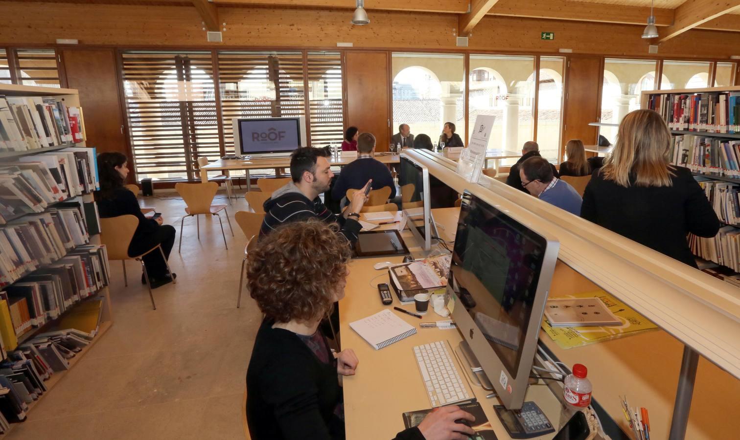 Espacio para emprendedores y pequeñas empresas en el Museo Patio Herreriano de Valladolid