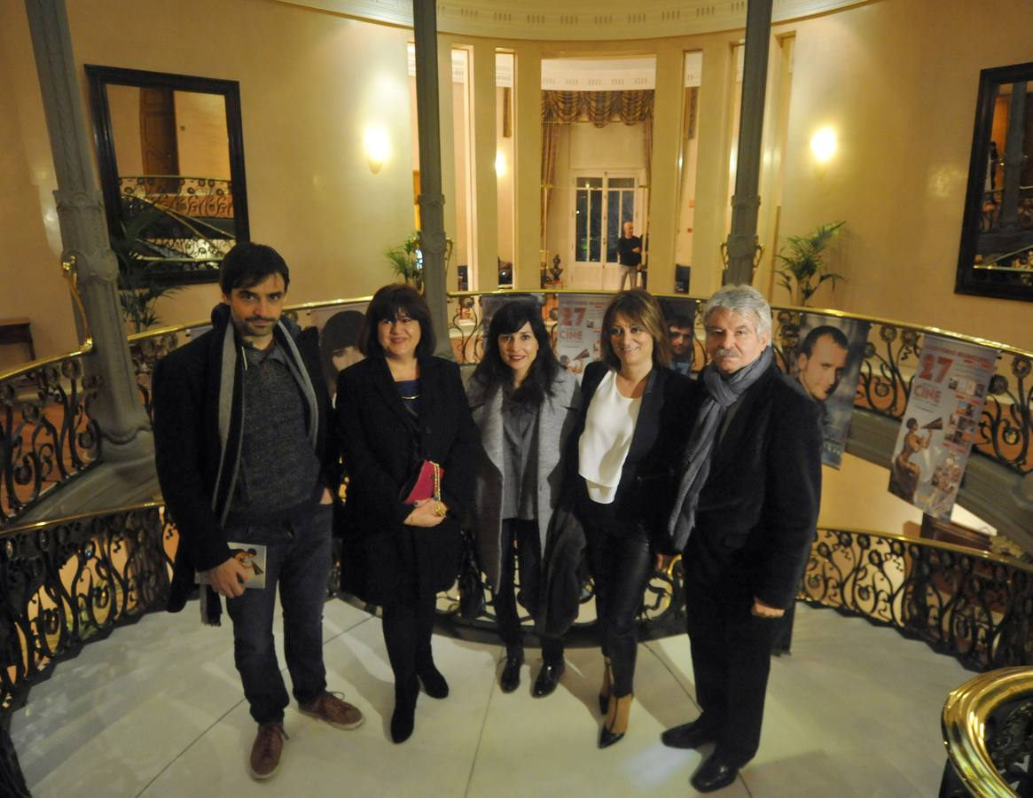 Presentación del Festival de Cine de Medina del Campo en Madrid