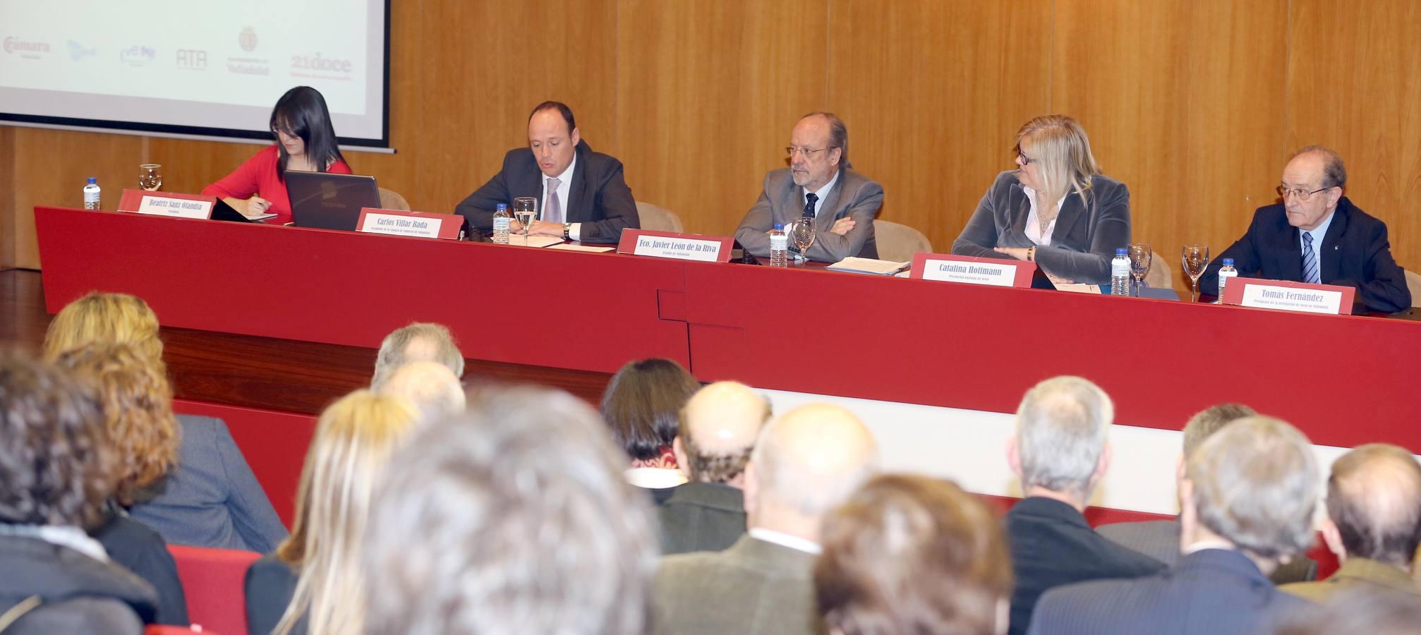 Jornada de Jóvenes Emprendedores organizada por Secot Valladolid
