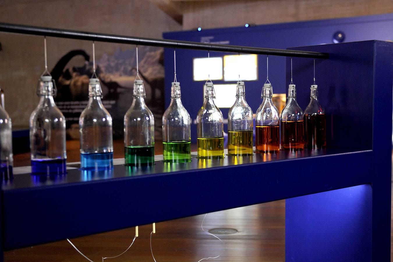 El Museo de la Ciencia de Valladolid presenta las novedades de la Sala del Agua