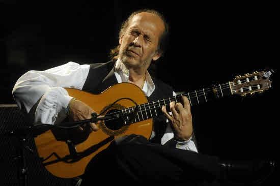 Paco de Lucía, un genio de la guitarra