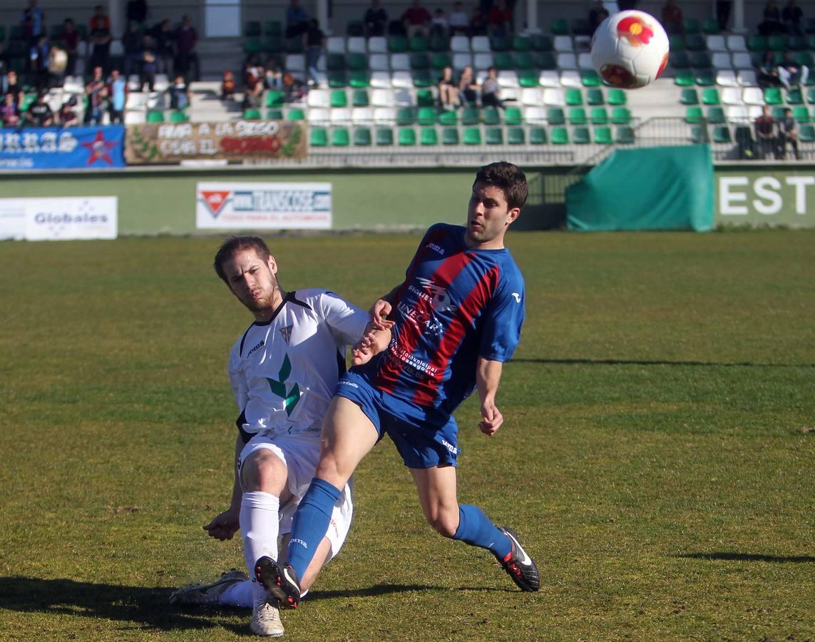 Gimnástica Segoviana 3 - 1 Lermeño