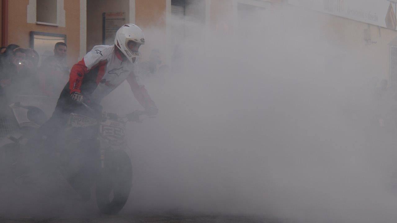 Jornada del domingo en la Concentración Motera Las Nieblas Íscar 2014 (3/3)
