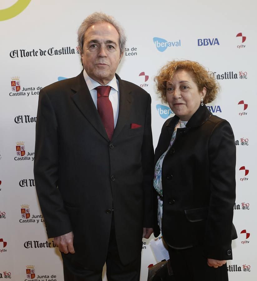 Entrega de los V Premios Castilla y León Emprende (2/2)