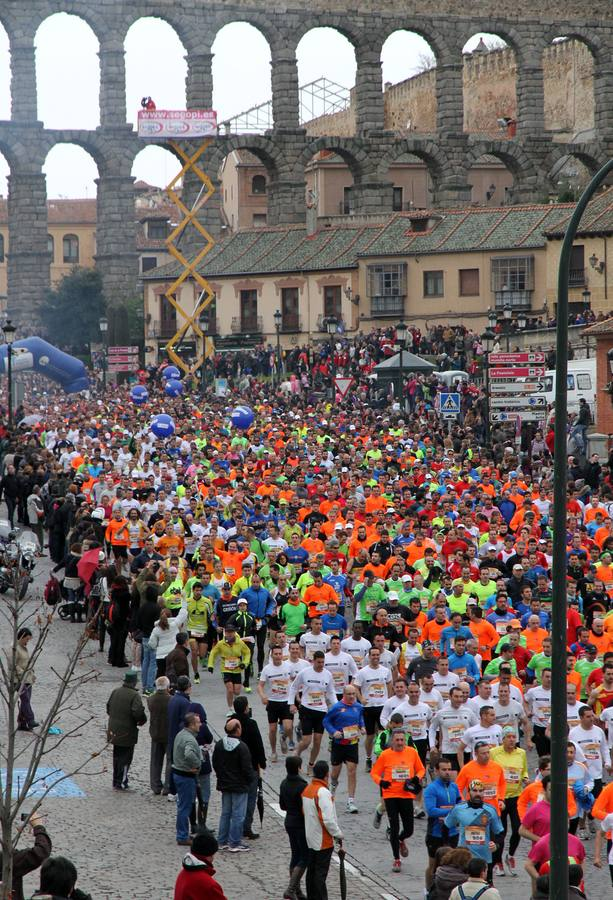 Media Maratón de Segovia 2014 (1/7)
