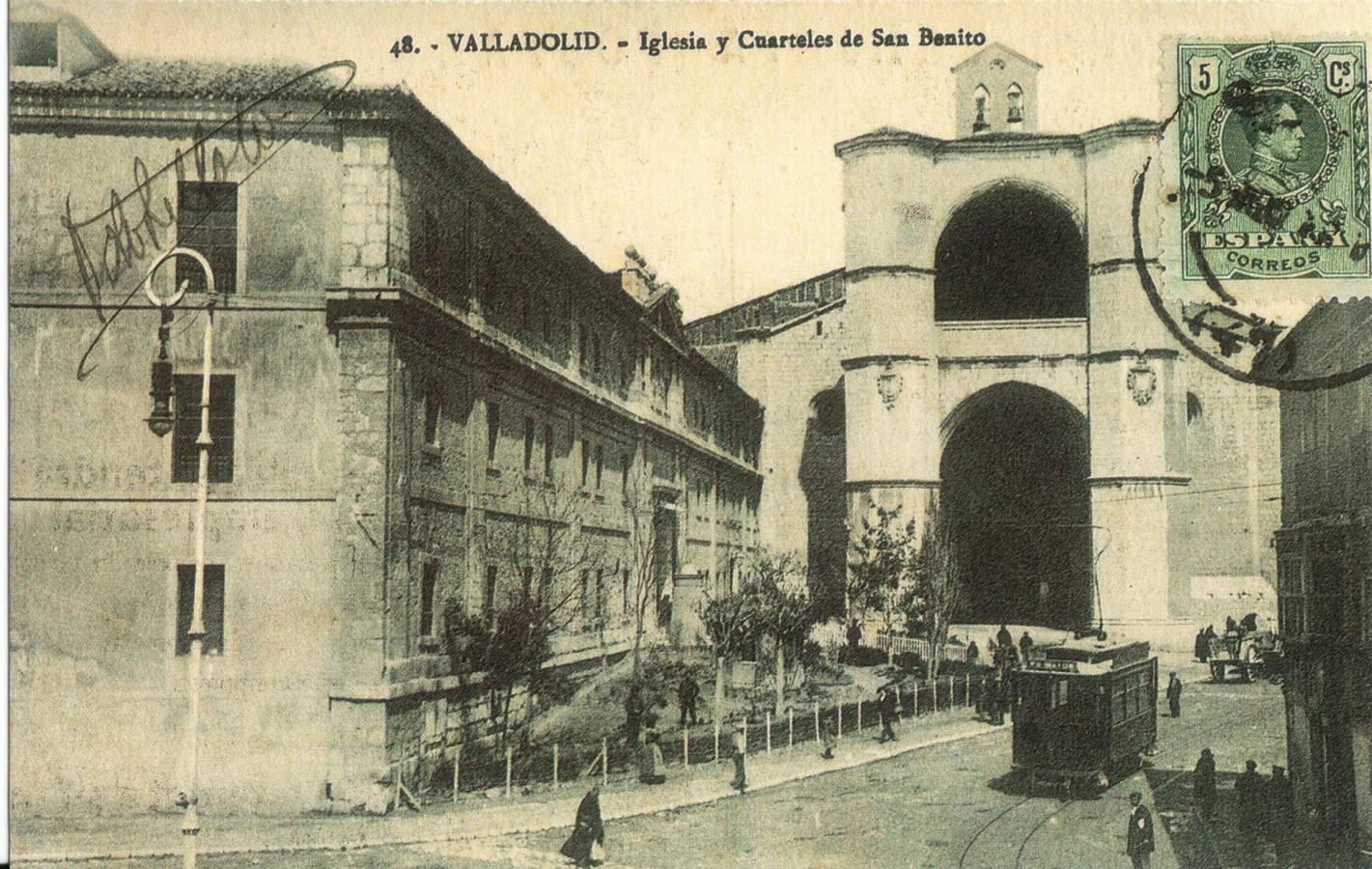 El Patio Herreriano, de antiguo convento a Auditorio