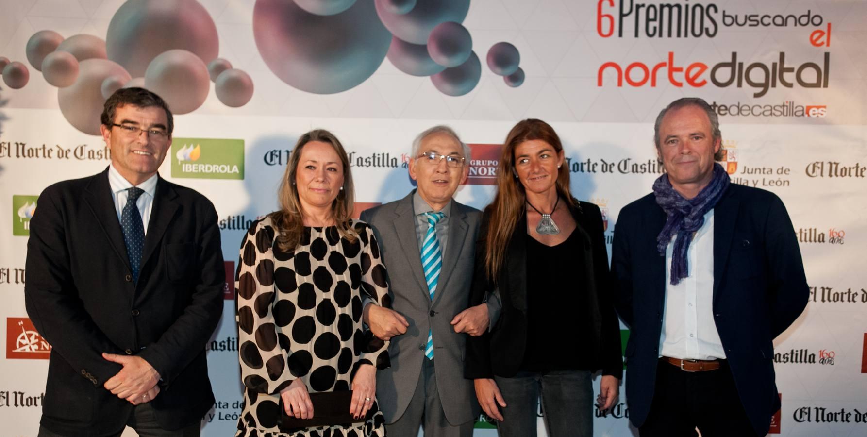 Invitados a la gala de la VI edición de los Premios Buscando El Norte Digital (2/3)