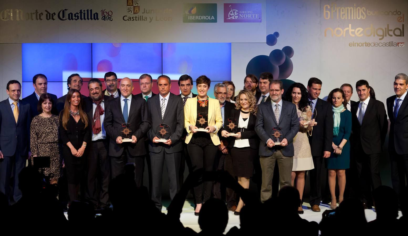 Gala de la VI edición de los Premios Buscando El Norte Digital