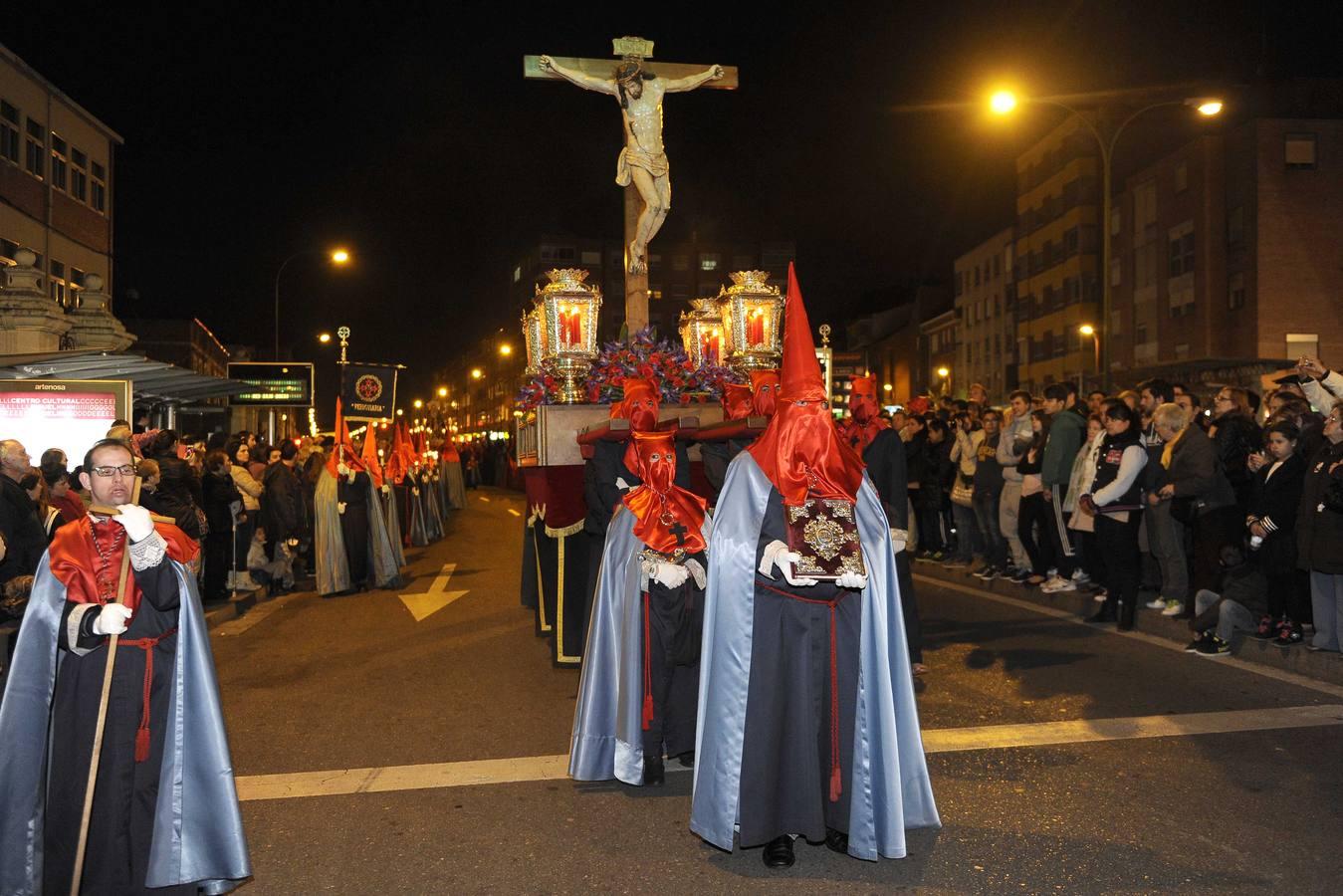 Vía Crucis de la Exaltación de la Santa Cruz y Nuestra Señora de los Dolores (1/2)