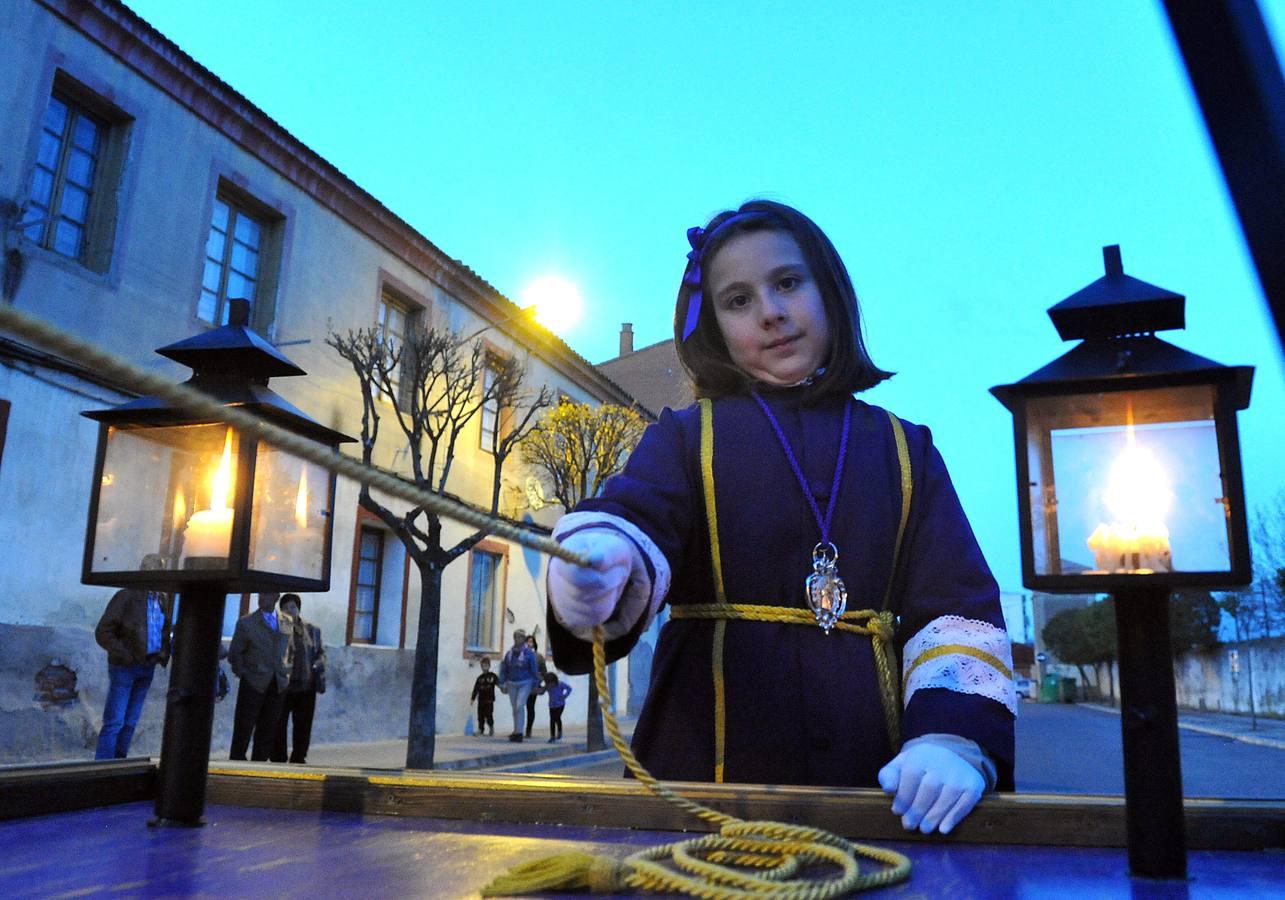 Procesión del Nazareno de la Cruz en Medina del Campo