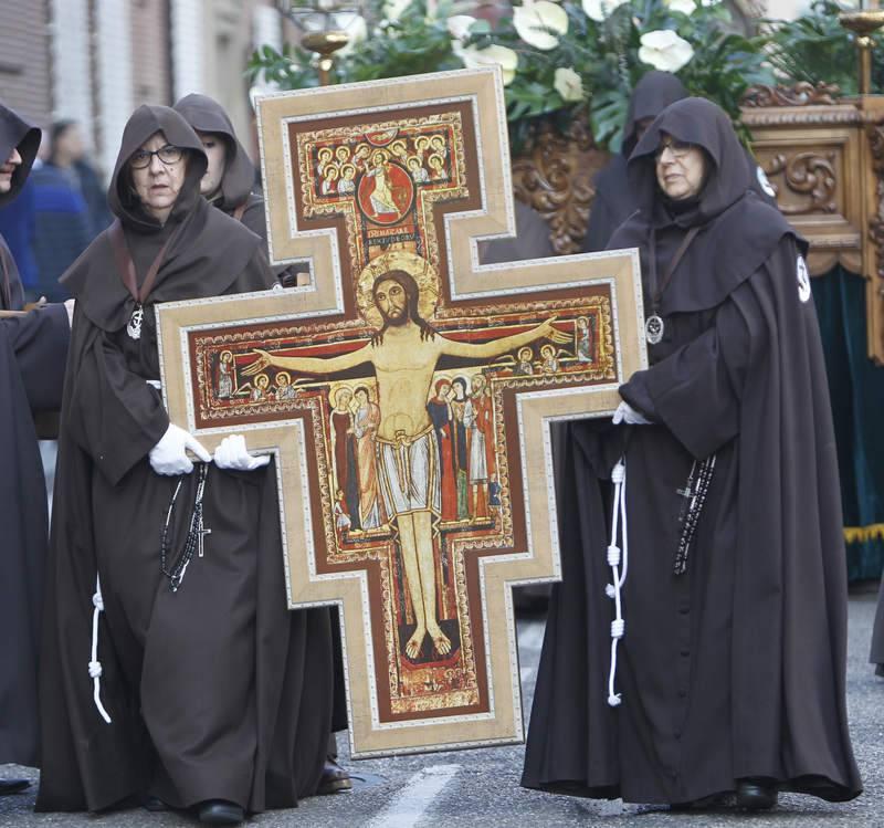 Procesión de Piedad de Palencia