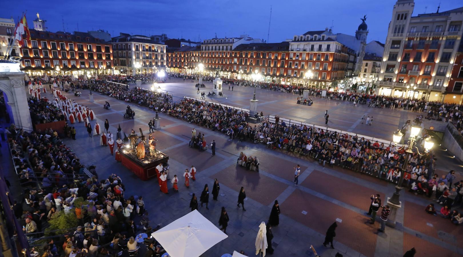 Procesión del Santísimo Rosario del Dolor en Valladolid (1/3)