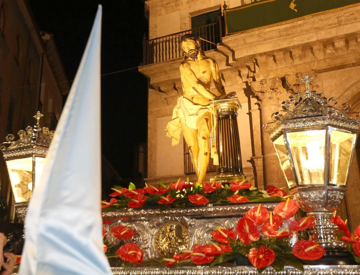 Procesión de la Peregrinación de la Promesa. Valladolid
