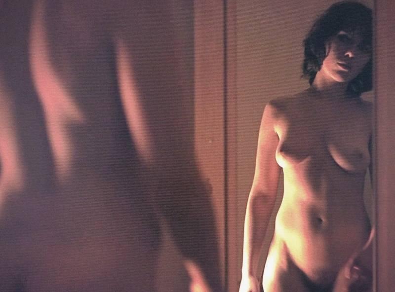 Die Anmerkung Bildfälschung Scarlett Johansson Nackt