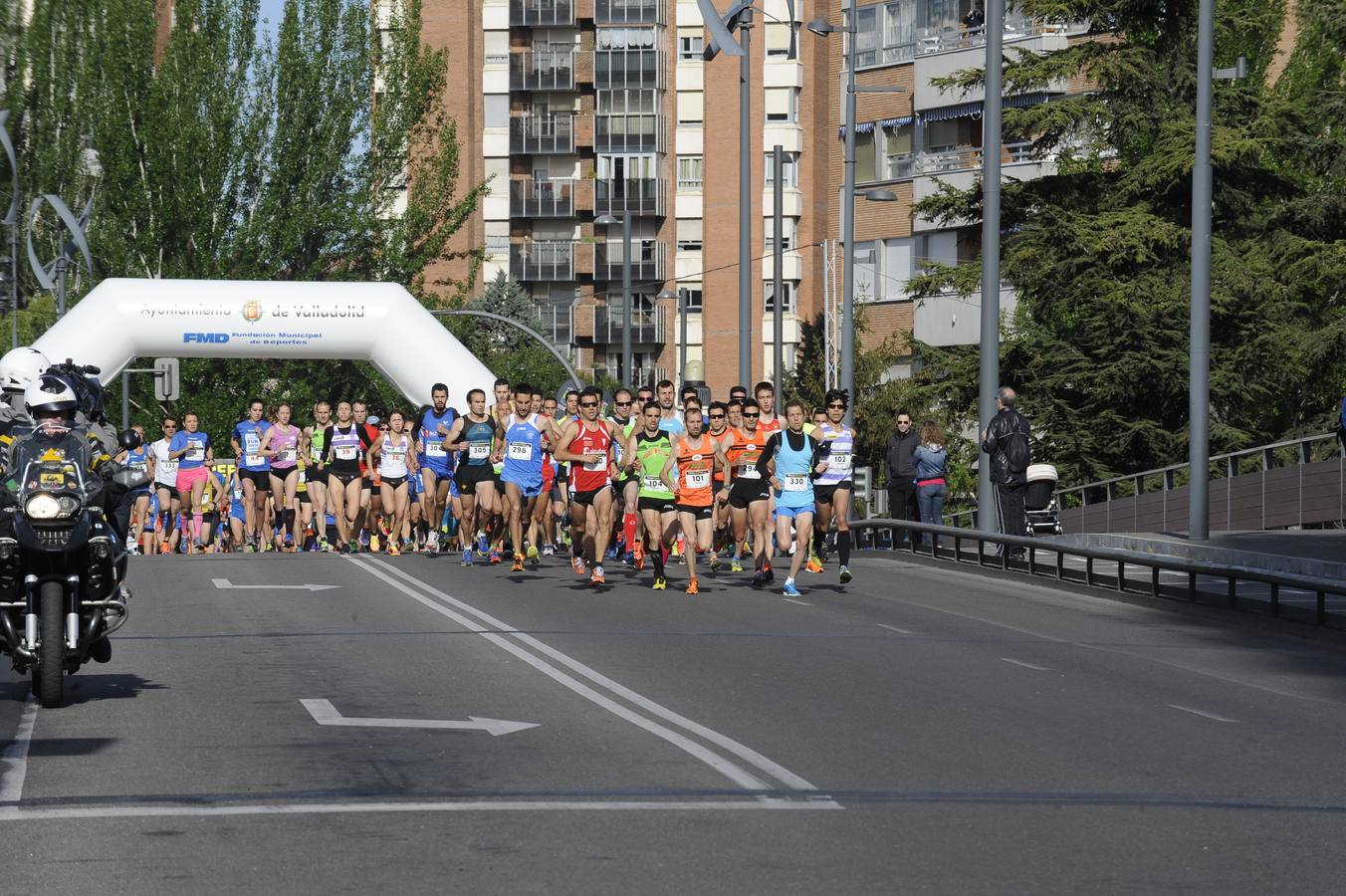 Carrera 'Rexona Street Run' (1/3)