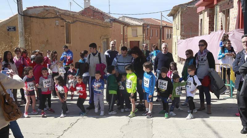 I Carrera Entrecastillos de Palencia