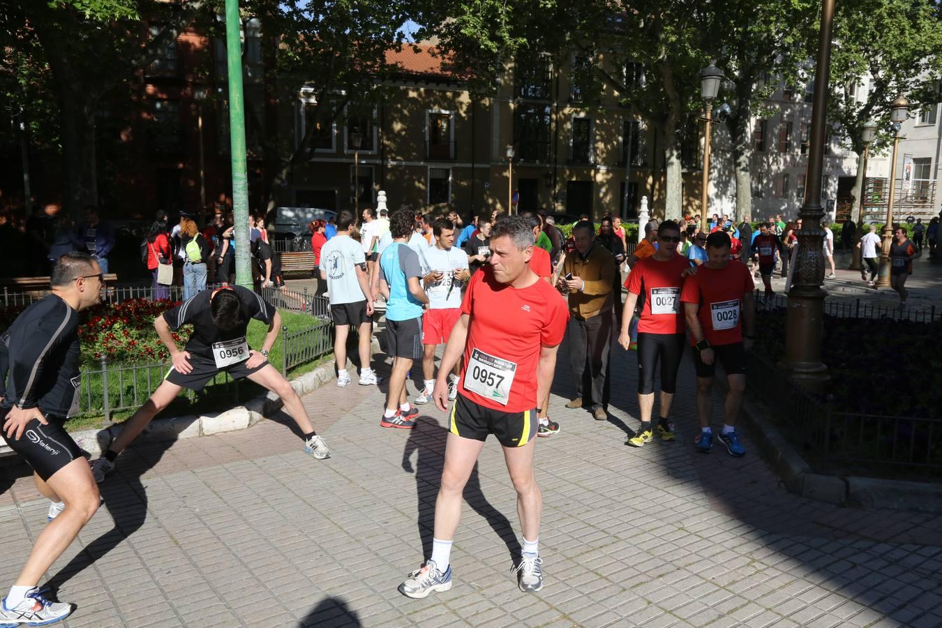 Media ½ Maratón Universitaria de Valladolid
