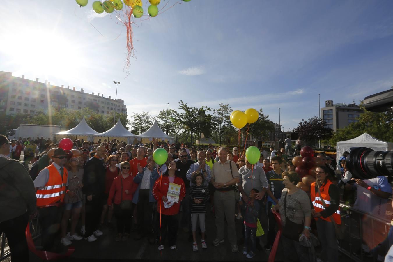 Marcha Asprona 2014 en Valladolid (7/15)