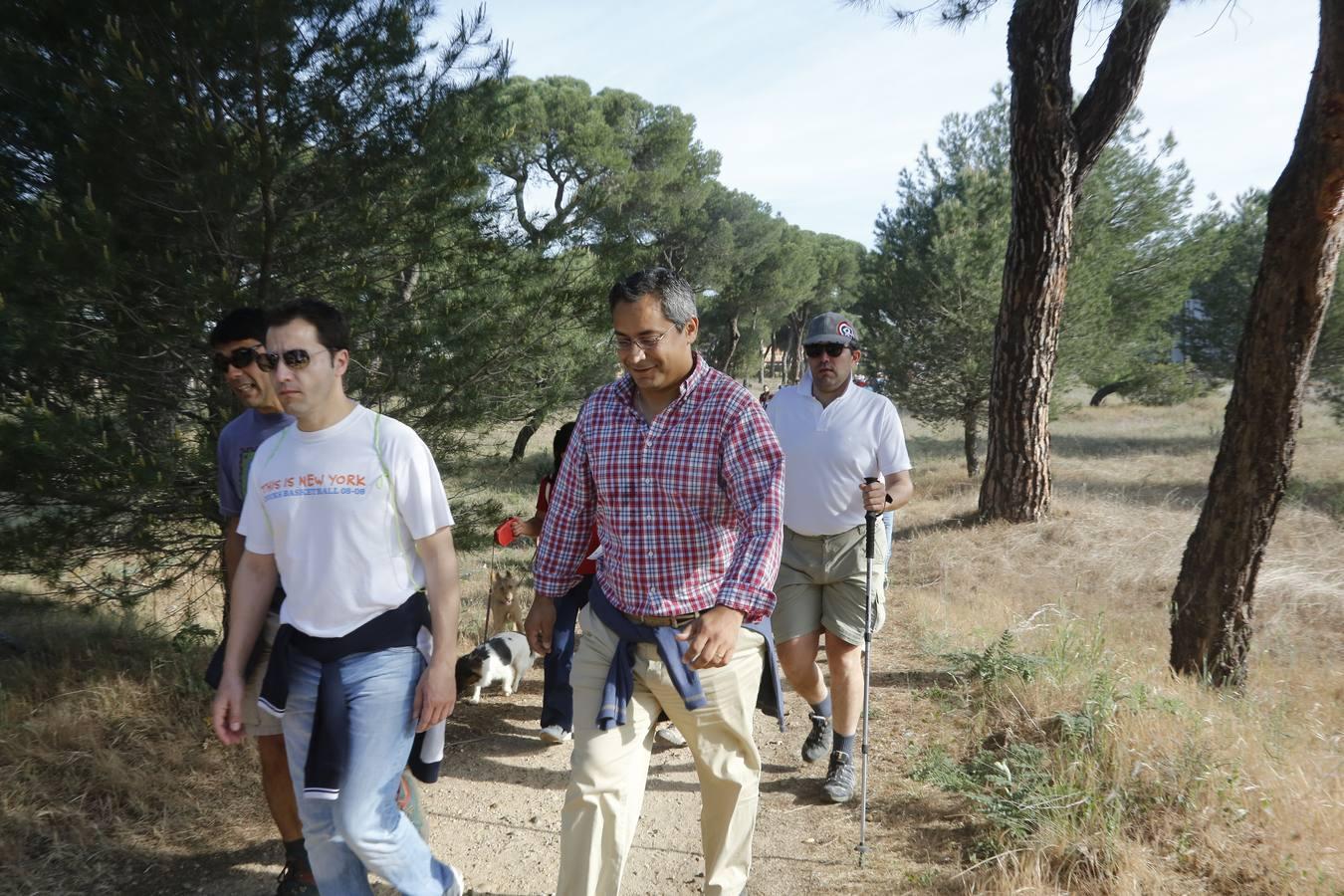 Marcha Asprona 2014 en Valladolid (9/15)