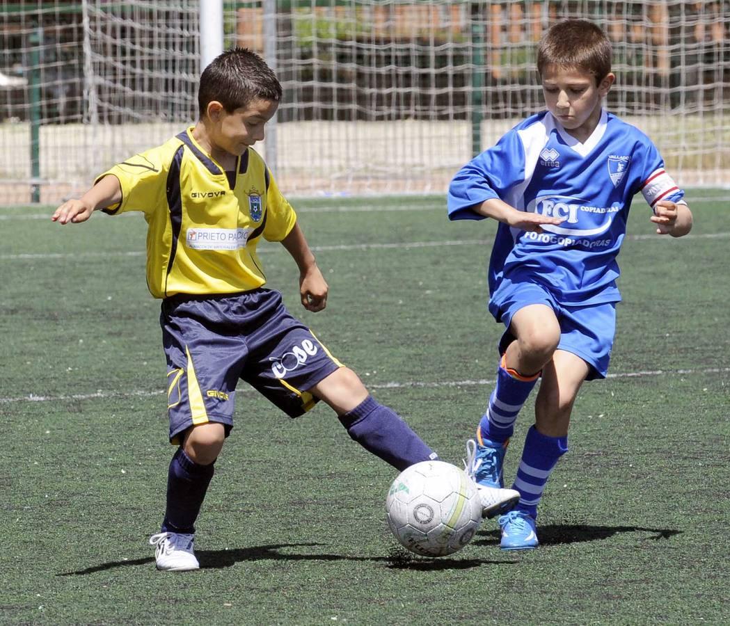 Deporte Base 10 y 11 de mayo. Valladolid (1/4)