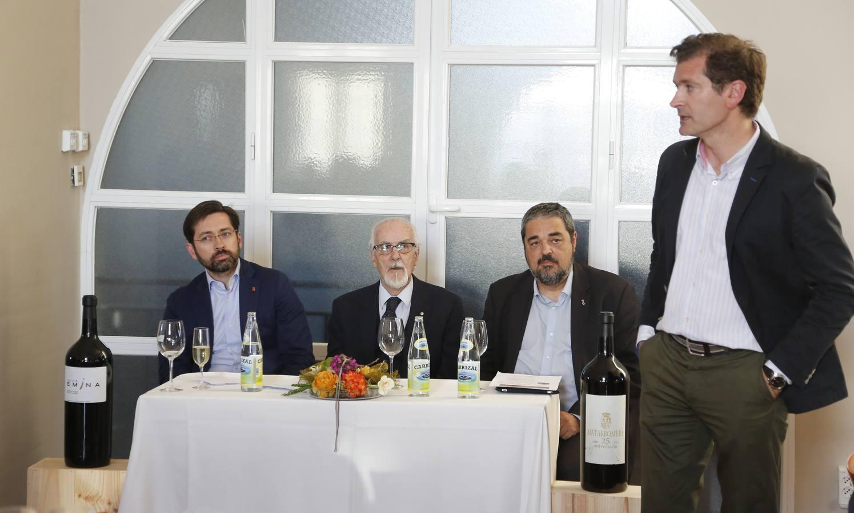 Clausura de las Jornadas Comuneras en el restaurante La Espadaña de San Bernardo