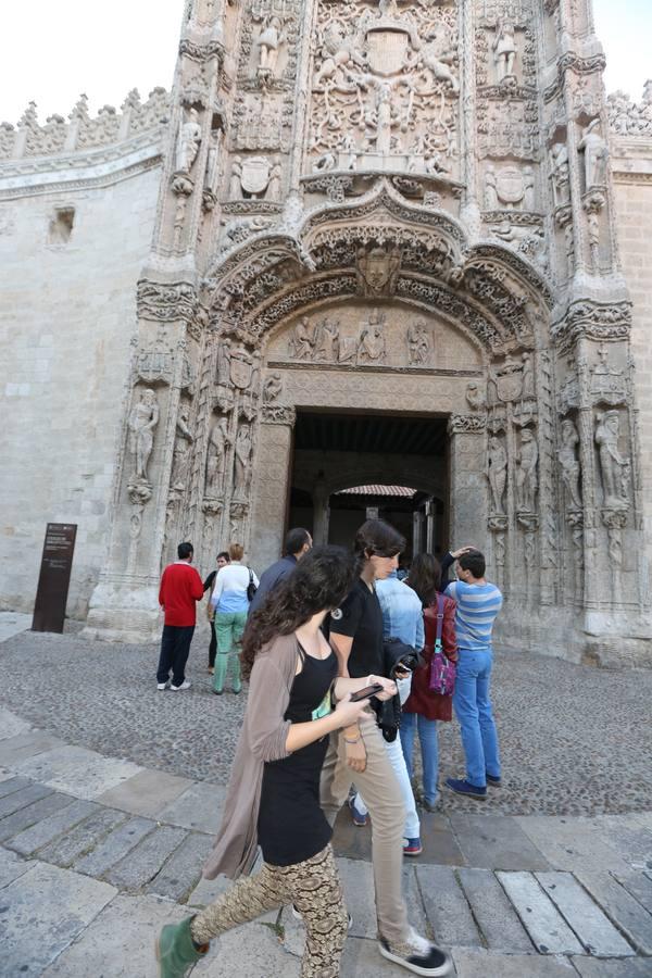 Día de los Museos en Valladolid