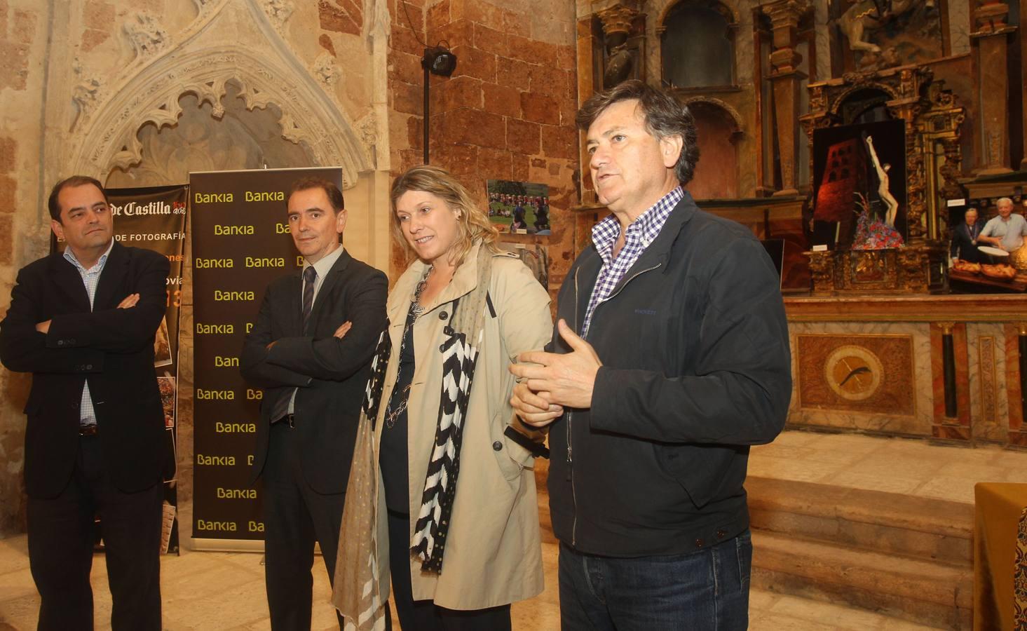 La exposición 'Un año en imágenes' de El Norte de Castilla llega a Ayllón. Segovia