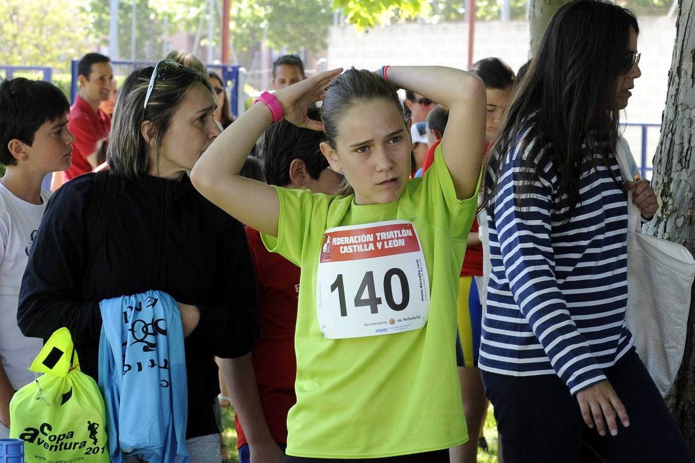 Deporte Base 17 y 18 de mayo. Valladolid (1/4)