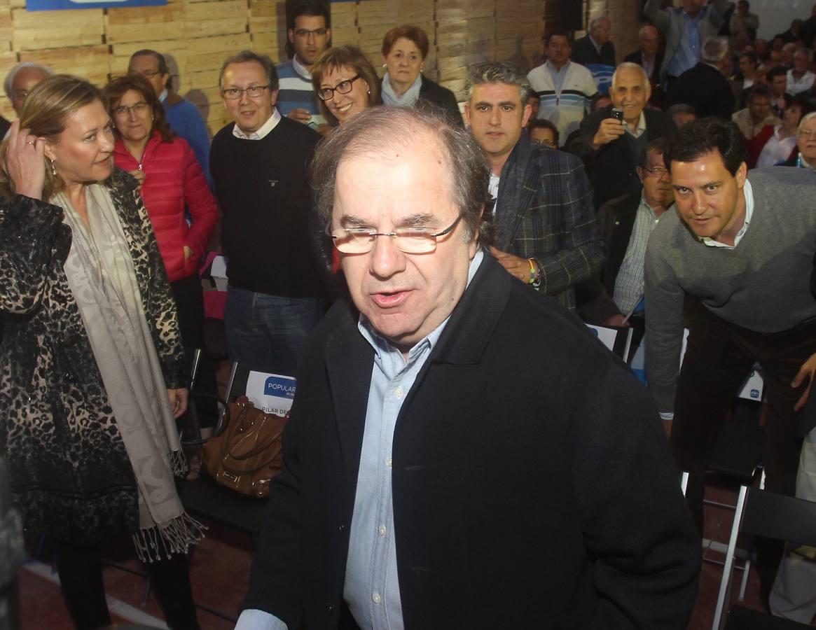 Mitin de Juan Vicente Herrera en Chañe. Segovia (1/2)